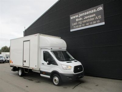 brugt Ford Transit 470 ALUKASSE/LIFT 2,0 TDCi Trend RWD 170HK Ladv./Chas. 2016