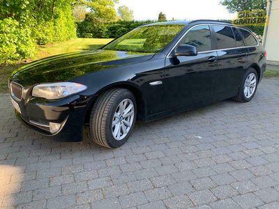 brugt BMW 520 F11, D Touring aut.