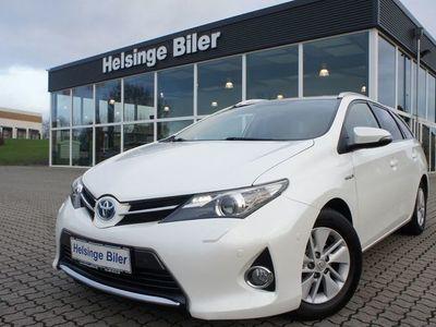 brugt Toyota Auris 1,8 Hybrid H2+ TS CVT