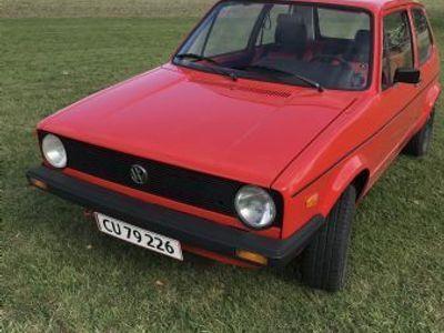 brugt VW Golf I VW Golf1