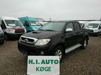brugt Toyota HiLux 3,0 D-4D Db.Kab Adventure aut. 4x4