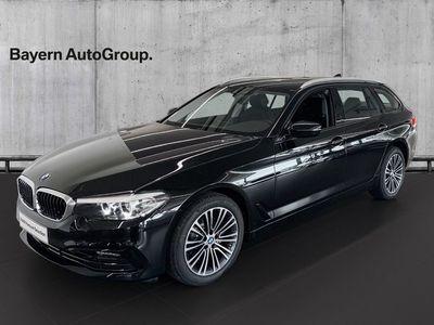 brugt BMW 520 i 2,0 Touring aut.