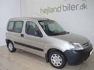 brugt Peugeot Partner Combi 1,4 XR 75HK