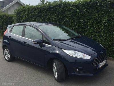 gebraucht Ford Fiesta 1,0 EcoBoost Titanium Start/Stop 100HK 5d