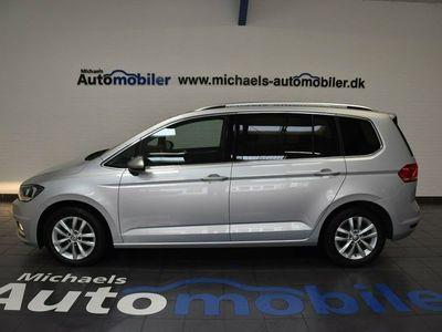 gebraucht VW Touran 2,0 TDi 150 Highline BMT