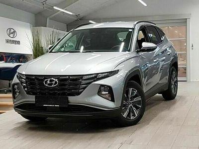 brugt Hyundai Tucson 1,6 CRDi mHEV Essential DCT