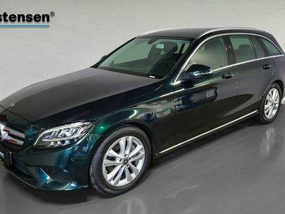 brugt Mercedes C220 d 2,0 Advantage stc. aut.