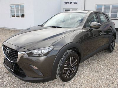 used Mazda CX-3 2,0 Sky-G 120 Core