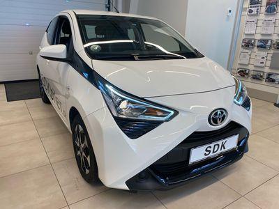 brugt Toyota Aygo 1,0 VVT-I X-plore DAB 72HK 5d