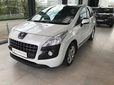 usata Peugeot 3008 2,0 HDI FAP Premium Plus 150HK 6g