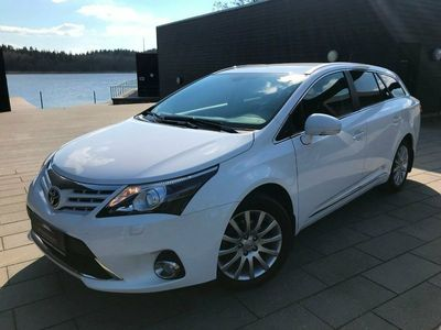 second-hand Toyota Avensis 1,8 VVT-i T2 Touch stc.