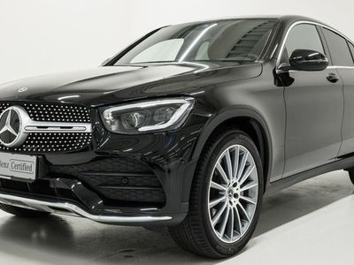 brugt Mercedes GLC220 d Coupé aut. 4-M Van 2020