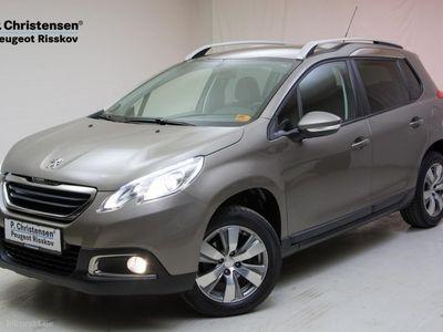 used Peugeot 2008 1,2 VTi Active 82HK