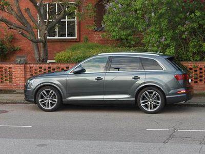 brugt Audi Q7 3,0 S-line quattro Tiptr. 7prs 5d