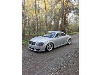 brugt Audi TT 1,8