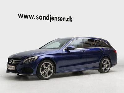 brugt Mercedes C250 2,0 stc. aut.