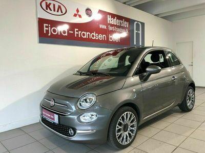 brugt Fiat 500 1,0 Star+