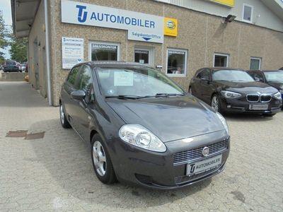 usata Fiat Grande Punto 1,3 JTD 75 Dynamic
