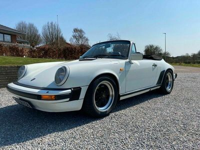 brugt Porsche 911 3,0 SC Cabriolet