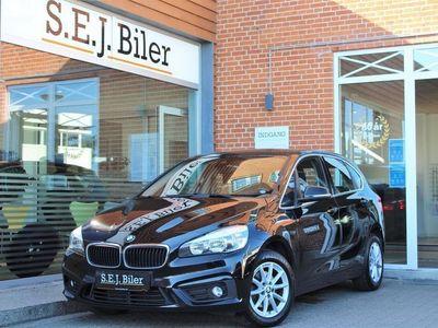 brugt BMW 218 Active Tourer d 2,0 D Steptronic 150HK Stc 8g Aut. A+
