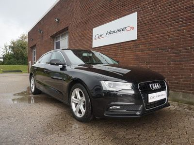 used Audi A5 Sportback 2,0 TDi 177 Multitr.