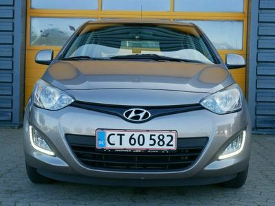 brugt Hyundai i20 1,25 Comfort