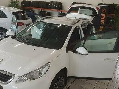 used Peugeot 2008 1,6 e-HDi 92 Active