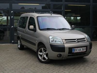 brugt Citroën Berlingo 1,6 HDi Multispace Clim Modutop