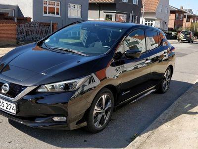 second-hand Nissan Leaf el EL N-Connecta 150HK 5d Aut.