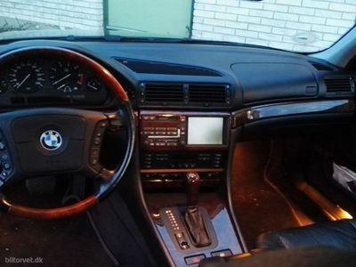 brugt BMW 750 i 5,4 326HK Aut.