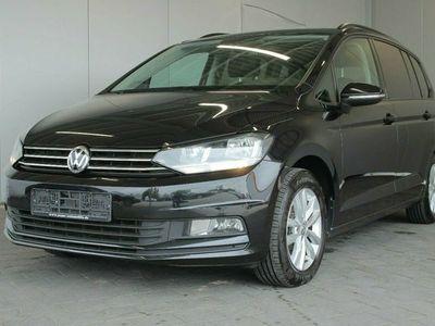 gebraucht VW Touran 2,0 TDi 150 Comfortline BMT 7prs
