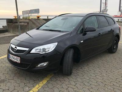 used Opel Astra 1.6 116 HK Enjoy