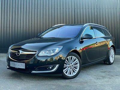 brugt Opel Insignia 1,6 CDTi 136 Cosmo Sports Tourer