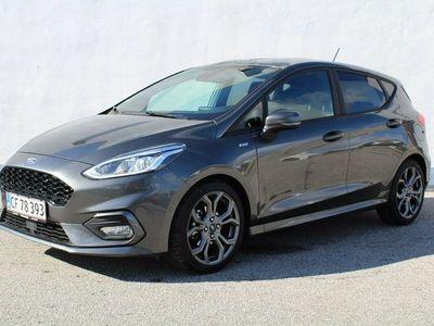 brugt Ford Fiesta 1,0 SCTi 140 ST-Line