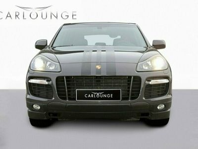 brugt Porsche Cayenne CayenneFacelift 4.8 GTS - 405 hk Tiptronic Facelift 4.8 GTS - 405 hk Tiptronic