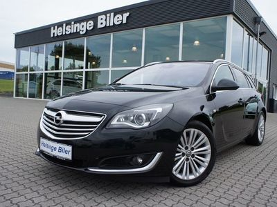 brugt Opel Insignia 2,0 CDTi 163 Edition ST eco