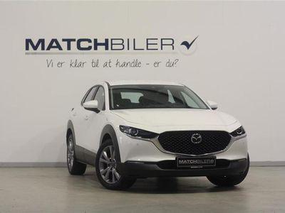 brugt Mazda CX-30 2,0 Skyactiv-X Sky 180HK 5d 6g