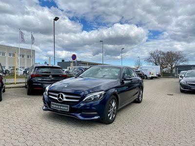 brugt Mercedes C220 d 2,1 Bluetec Avantgarde 7G-Tronic Plus 170HK Aut.