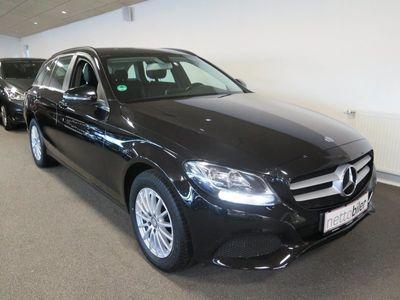 brugt Mercedes C200 d 1,6 stc.