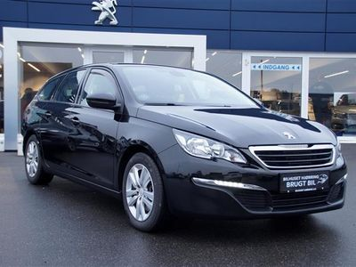brugt Peugeot 308 SW 2,0 Blue e-HDI Active 150HK Stc 6g