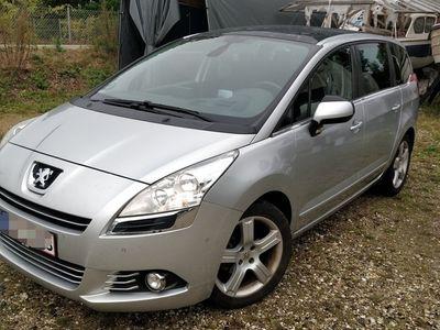 brugt Peugeot 5008 1.6 114 HK Premium
