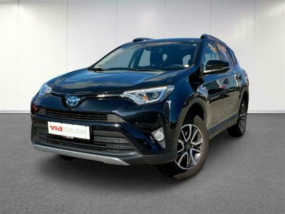 brugt Toyota RAV4 2,5 Hybrid H3 Safety Sense 4x2 197HK 5d 6g Aut.