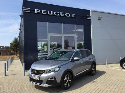 used Peugeot 3008 1,6 BlueHDi Allure EAT6 120HK 6g Aut.