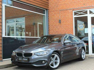brugt BMW 420 Gran Coupé d 2,0 D Executive Steptronic 190HK 5d 8g Aut. A+