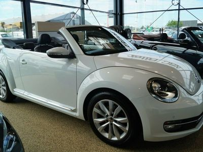 used VW Beetle The1,4 TSi 160 Design Cabriolet DSG
