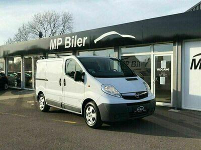 brugt Opel Vivaro 2,0 CDTi 114 Van L2H1 eco