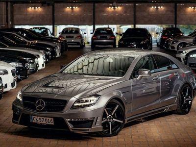 brugt Mercedes CLS350 3,5 AMG Line aut.