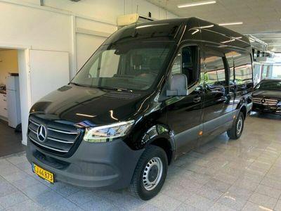 brugt Mercedes Sprinter 316 2,2 CDi A2 Kassevogn aut. RWD