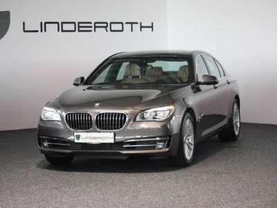brugt BMW 740 d 3,0 aut.