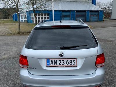 brugt VW Golf VARIANT 1,6